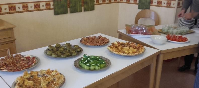 Atelier alimentation et socioesthétique